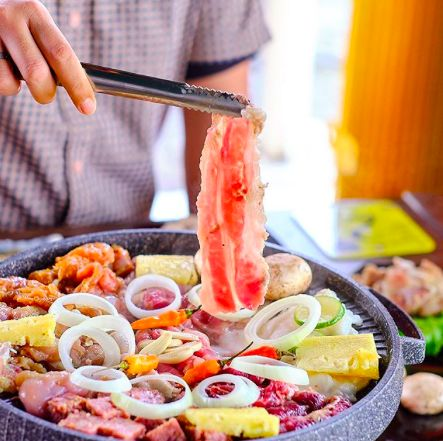 5 Korean BBQ All You Can Eat di Bintaro