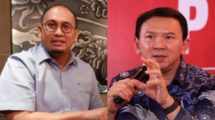 Anggota Komisi VI DPR RI Andre Rosiade meminta Presiden Joko Widodo (Jokowi) mencopot Basuki Tjahaja Purnama atau Ahok dari jabatan Komisaris Utama (Komut) PT Pertamina (Persero). Menanggapi hal tersebut, Wakil Ketua DPR RI Sufmi Dasco Ahmad menilai hal tersebut tak perlu dibesar-besarkan.