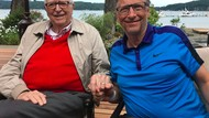 Akrabnya Bill Gates dan Ayah Tercinta yang Meninggal Dunia