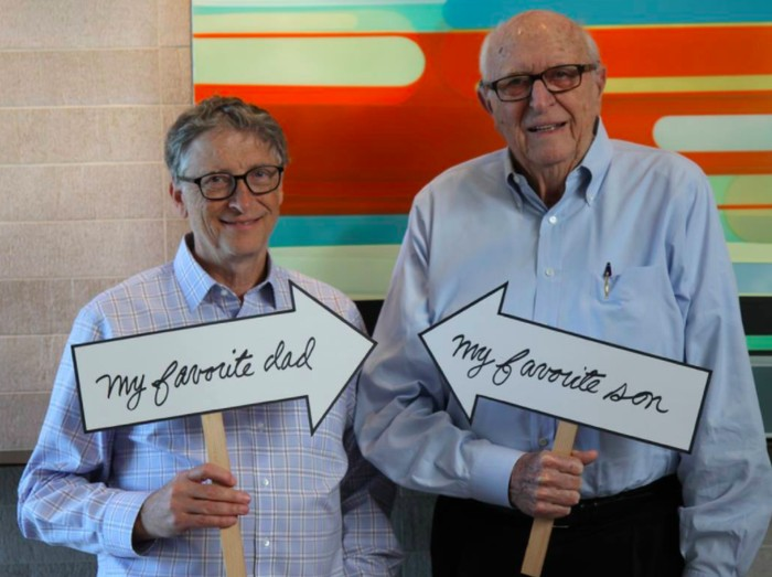Bill Gates Senior