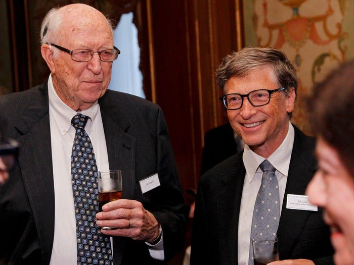 Bill Gates Sr. dan Bill Gates