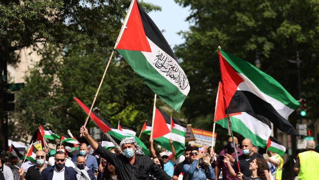 Liga Arab Gelar Rapat Darurat Bahas Palestina