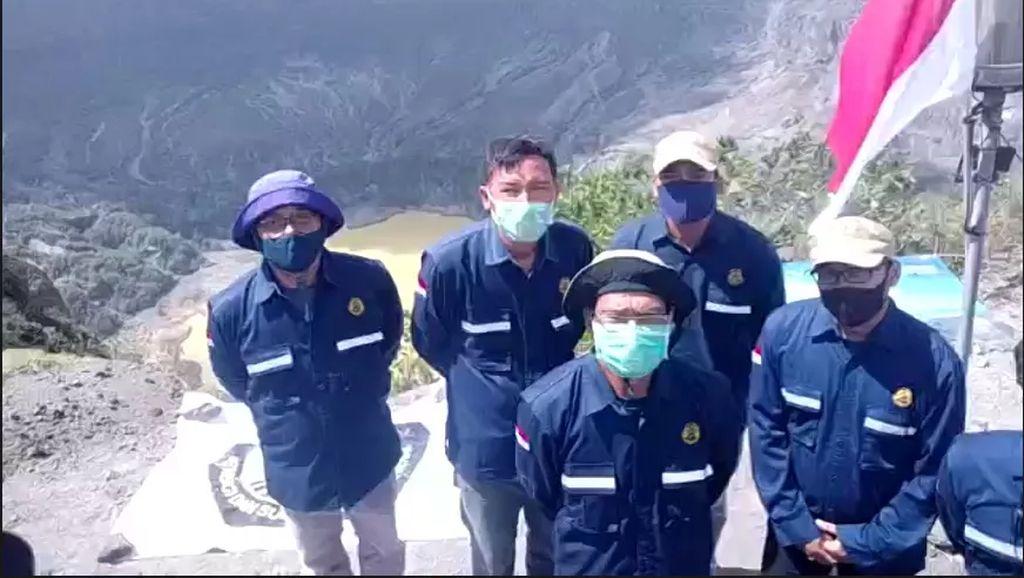 Pengamatan Gunung Api Indonesia Genap Berlangsung 100 Tahun