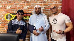 Gus Miftah Jengkel Jokowi dan Banser Dikaitkan soal Ali Jaber