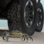 Mobil Listrik Hummer Bisa Jalan Miring Seperti Kepiting
