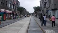 Potret Jalan Qianmen Beijing yang Indah