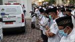 Jenazah Sekda DKI Disalatkan di Masjid Rorotan