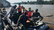 Sudah 4 Hari 10 Kecamatan di Melawi Kalbar Terendam Banjir