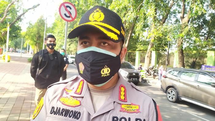 Kapolres Jakarta Utara Kombes Sudjarwoko