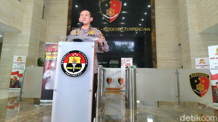 Karo Penmas Divisi Humas Polri Brigjen Awi Setiyono.