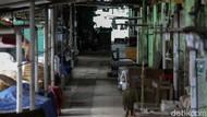 Pasar Cebongan Mati Suri Usai 19 Orang Positif Corona