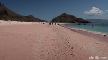 Pantai Romantis Sedunia, Long Pink Beach