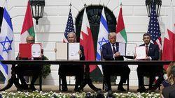 Perjanjian Israel-UEA-Bahrain Diteken, 5 Juta Orang Positif Corona di India