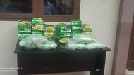 Kepergok Polisi, Kurir Narkoba Buang 38 Kg Sabu-6 Bungkus Ekstasi di Aceh
