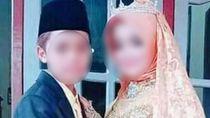 Viral! Pasangan Siswa SMP di Lombok Dinikahkan karena Terlambat Pulang