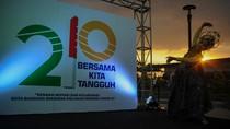 Penampakan Logo Hari Jadi Kota Bandung ke-210