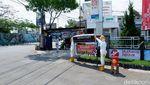 Peti Mati dan Patung Berpakaian APD Juga Mejeng di Bandung Lho