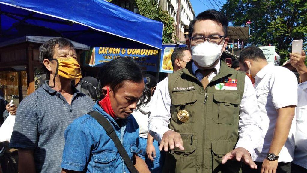 COVID-19 Sergap Ciayumajakuning, Begini Langkah Ridwan Kamil