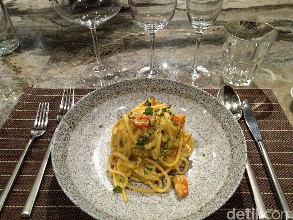 Sale Ristorante, restoran Italia di Tangsel