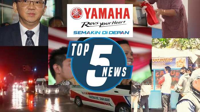 Top 5 News 16 September