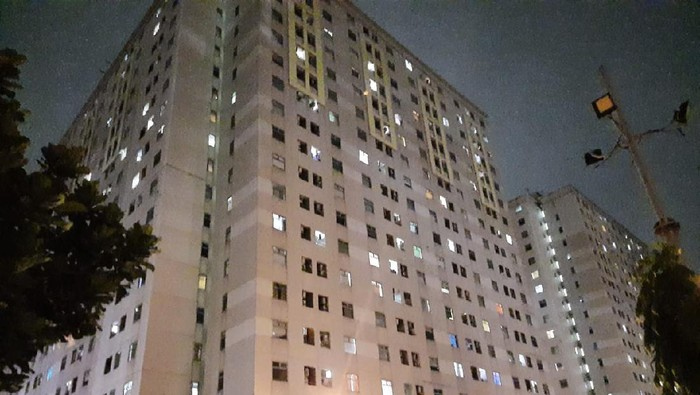Tower Ebony Apartemen Kalibata City.
