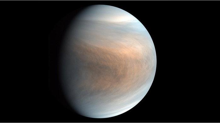 Venus: Benarkah ada kehidupan di langit planet yang bersuhu sekitar 400 derajat celsius?