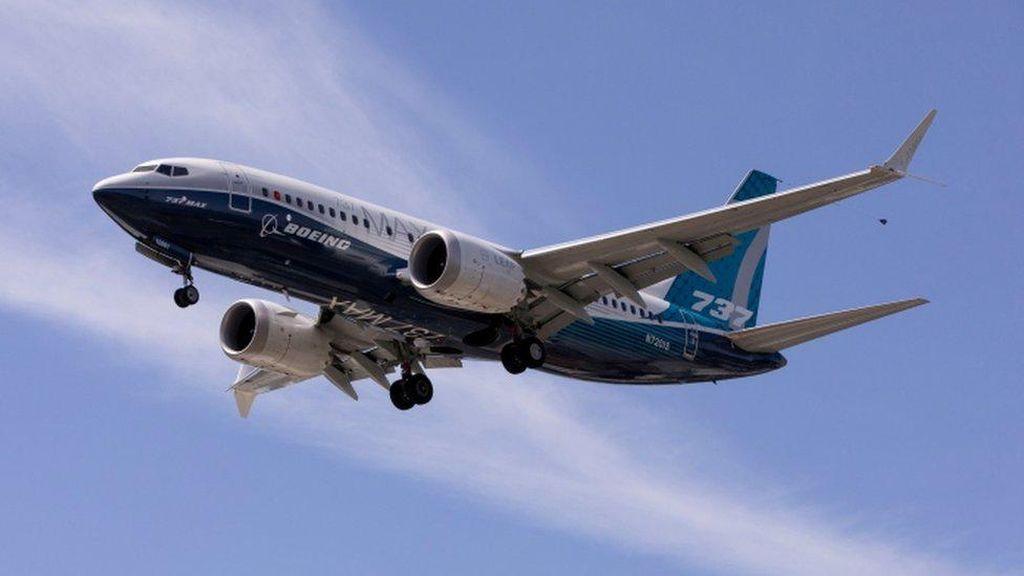 Nasib Boeing Digantung China