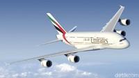 Penumpang Emirates Bisa Bayar agar Kursi di Sebelahnya Dikosongkan