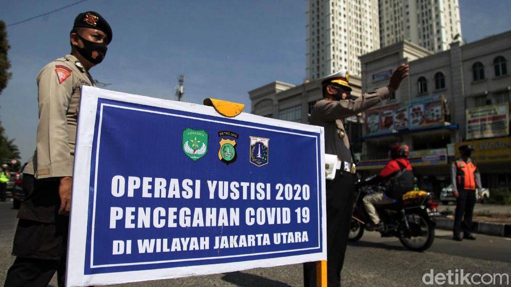Total Denda Terkumpul Selama 9 Hari Operasi Yustisi DKI Capai Rp 313 Juta