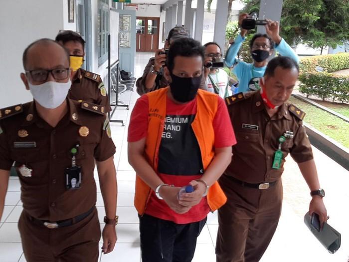 Buronan kasus penipuan Rp 4,7 miliar ditangkap di Purwokerto, Kamis (17/9/2020).
