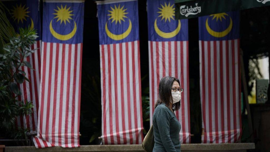 Corona Melonjak, Malaysia Akan Lockdown Hingga Februari