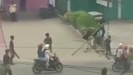 2 Polisi Retak Tulang Pipi-Rahang Saat Demo Rusuh di Kendari, Akan Dibedah