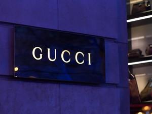 Gucci Rilis Jeans Mahal dengan Noda Rumput, Seperti Habis Dipakai Berkebun