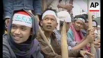 Pada 1998, Pam Swakarsa Adalah Kelompok Pro-pemerintah Penghalau Demonstran