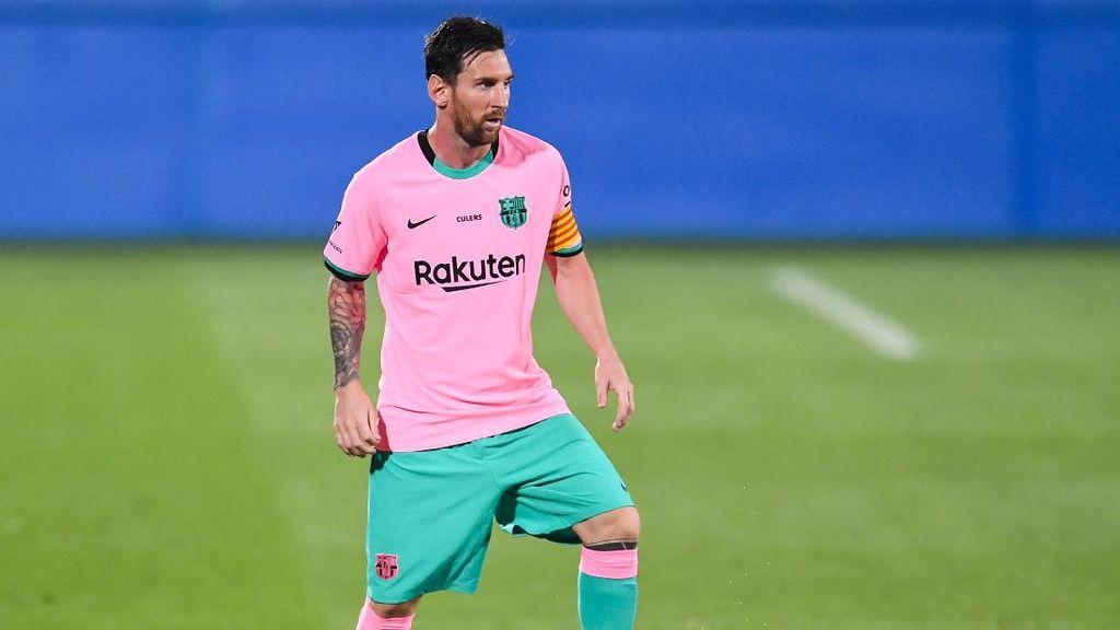 Lionel Messi Bisa Absen di El Clasico Pertama Musim Ini