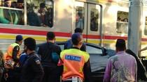 Tabrakan KRL Vs Mobil di Tanah Kusir, Polisi: Tak Ada Korban Jiwa