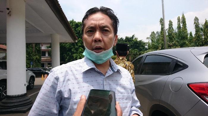 Ketua KPU Cilegon, Irfan Alfi (Foto: M Iqbal/detikcom)