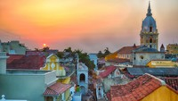 Kasus COVID-19 Tinggi, Kolombia Bakal Buka Penerbangan Internasional