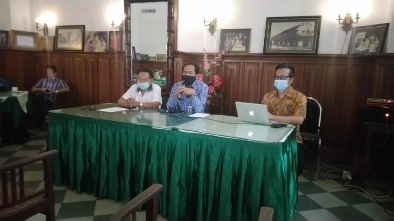 Konpers Festival Kota Lama Semarang
