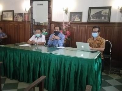 Gegara Corona, Festival Kota Lama Semarang Digelar Virtual