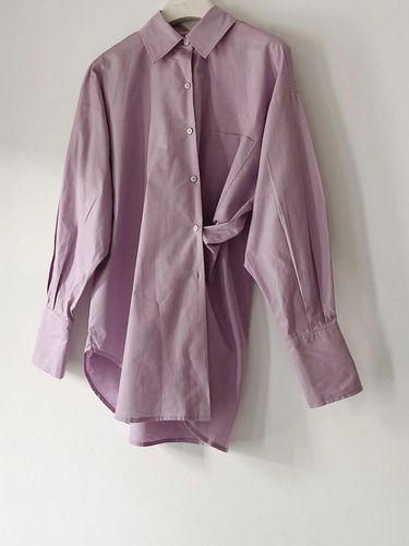 Rekomendasi kemeja lilac dari Shopatvelvet