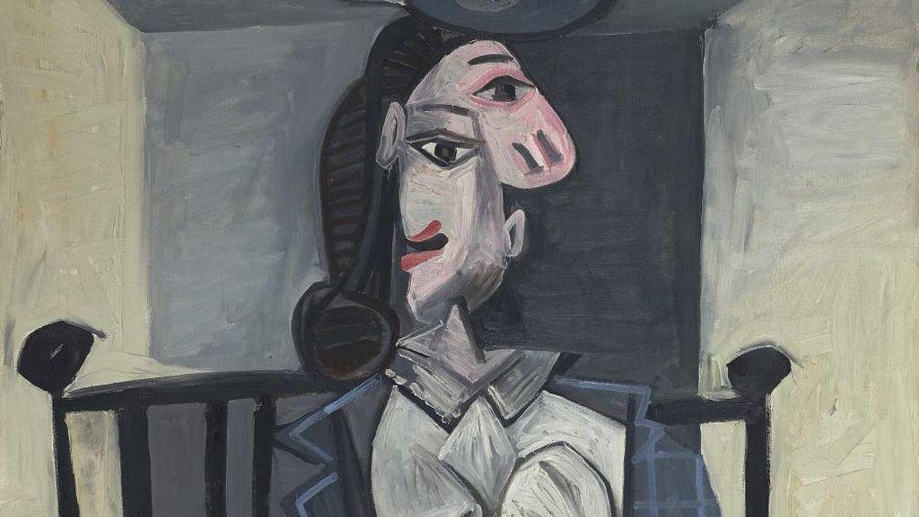 Wah! Lukisan Langka Pablo Picasso Terjual Rp 436 Miliar