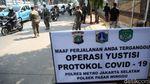 Operasi Yustisi Penerapan Protokol COVID-19