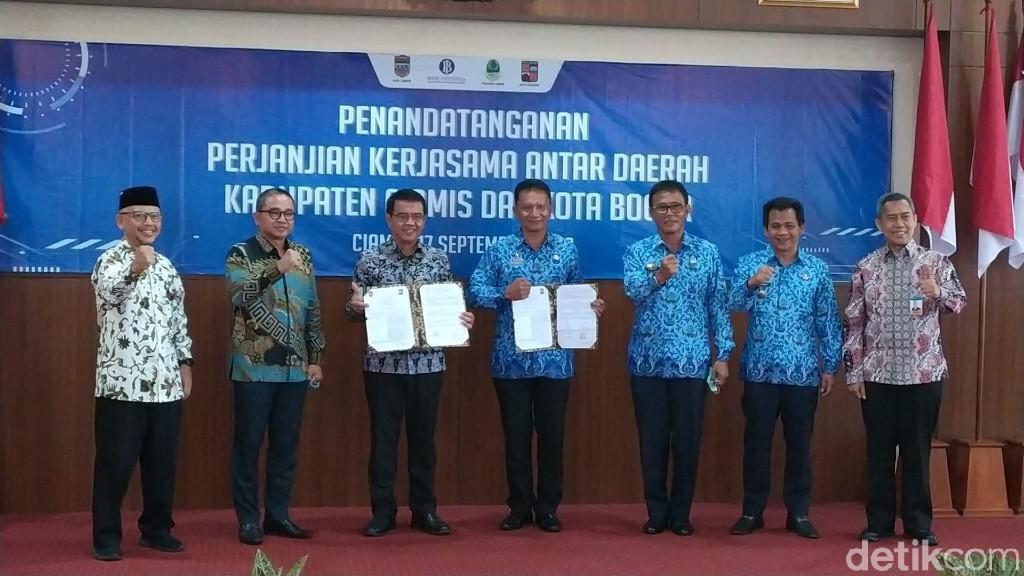 Jamin Ketersediaan Pangan, Ciamis Pasok Ayam Ras-Telur ke Kota Bogor