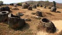 Bebatuan Purba di Laos yang Penuh Misterius
