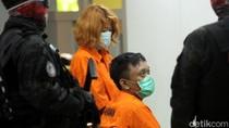 Polisi Pamerkan 2 Pelaku Mutilasi Apartemen Kalibata City