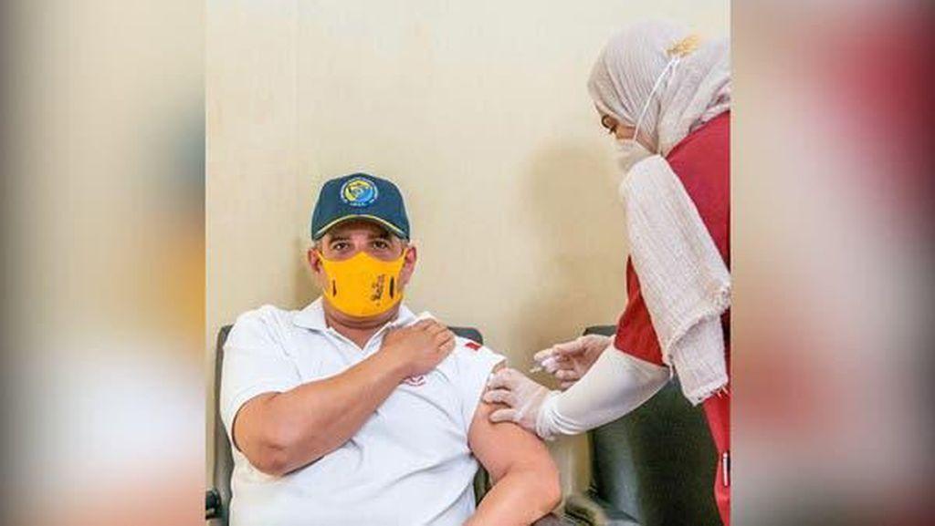 Putra Mahkota Bahrain Jadi Relawan Uji Coba Vaksin Corona