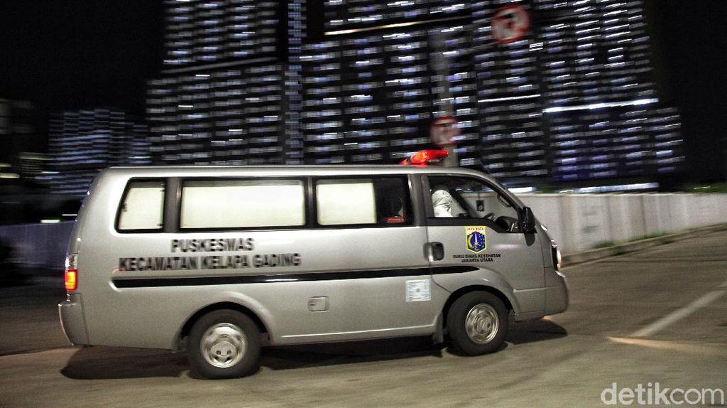 Pemerintah Pindahkan 34 Bed ICU Wisma Atlet ke RS UI Depok