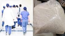 Sembuh dari Corona, Petani Ini Bagikan Beras Untuk Para Dokter
