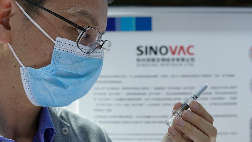 Kasus Corona Malaysia 10 Ribu, Sinovac Segera Uji Coba Vaksin Corona ke Anak